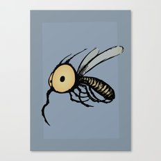Paquito Mosquito Canvas Print