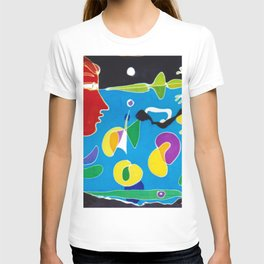 Viewpoint            by Kay Lipton T-shirt