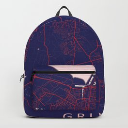Grimsby, England Backpack