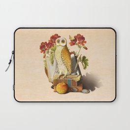 Apprentice Owl Laptop Sleeve