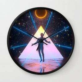 Eclipse Cult Wall Clock