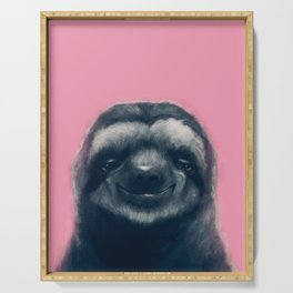 Sloth #1 Serving Tray