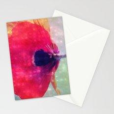 Mod Poppy Stationery Cards