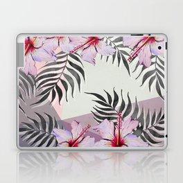 Ibiscus on Geometry Laptop & iPad Skin