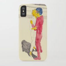 Lisa/kei/milhouse/kaneda - Bartkira iPhone X Slim Case