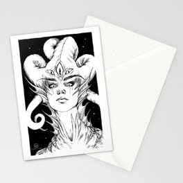 Queen Azshara Stationery Cards
