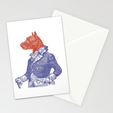 General Dog Stationery Cards