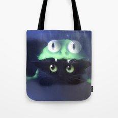Team Frog Tote Bag
