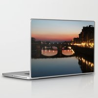 florence Laptop & iPad Skins featuring Florence  by AntWoman