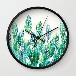 Jungle Rising  Wall Clock