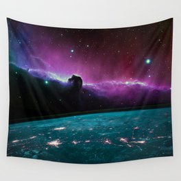 Exploration Wall Tapestry