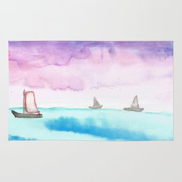 skyscapes 1 Rug