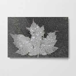 Happy Canada Day Metal Print