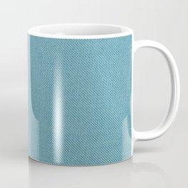Solid Turquoise Blue Coffee Mug