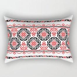 Ukrainian Pattern 1 Rectangular Pillow