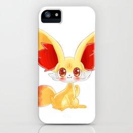 Fennekin iPhone Case