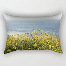 California Summer Rectangular Pillow
