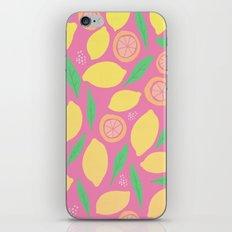 Pink Lemonade iPhone & iPod Skin