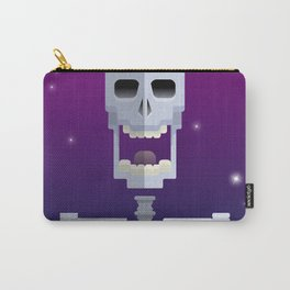 Cosmic Skull Carry-All Pouch