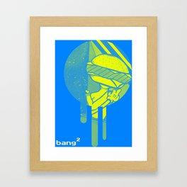 """Junk Food Heaven"" Framed Art Print"
