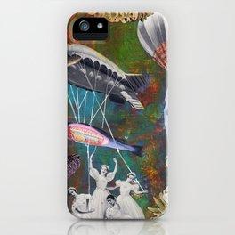 Underwater ballet iPhone Case