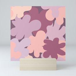 Lotus Camo Mini Art Print