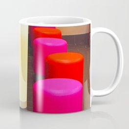 Neon coffee bar Coffee Mug