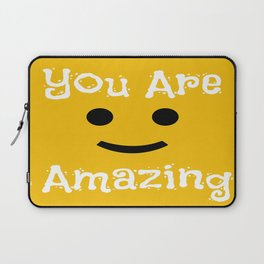 YOU ARE AMAZING Laptop Sleeve