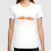 sydney T-shirts featuring Sydney by S. Vaeth
