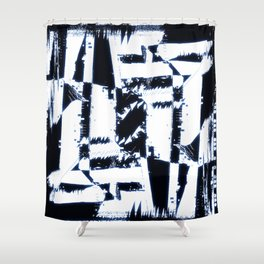 Anger Management Shower Curtain