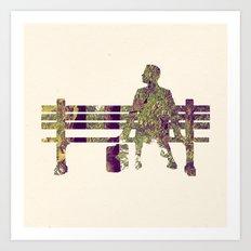 Forrest Art Print