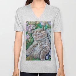 Kitten (A Midsummer Day's Dream) Unisex V-Neck