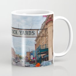 Fort Worth Stockyards Coffee Mug