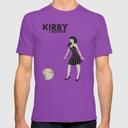 Kirby Hoover T-shirt