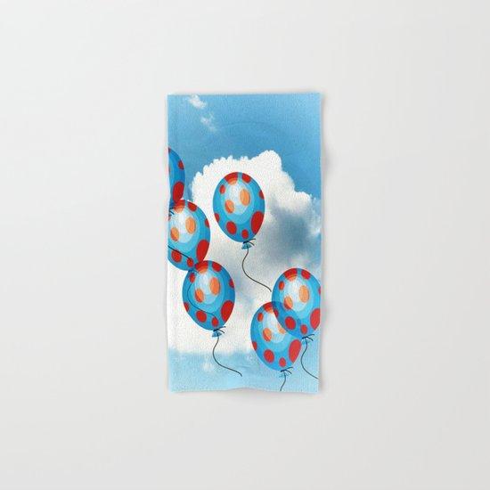 Wolkenstuermer Hand & Bath Towel