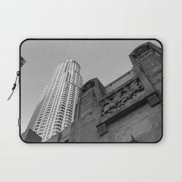 Grey skies Laptop Sleeve