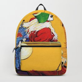 Crcus - Louis Anquetin Backpack