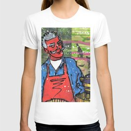 Demon Jaques and the Julia Specter T-shirt