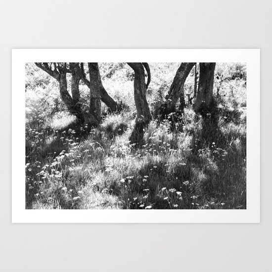 A memory Art Print