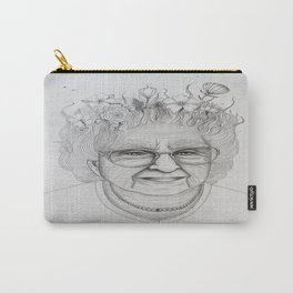 The Old Woman Carry-All Pouch