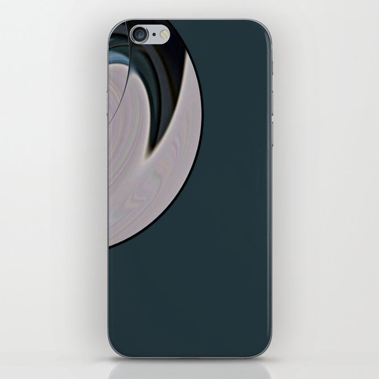 Silver bullet iPhone & iPod Skin