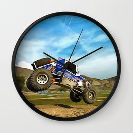 OFF ROAD Wall Clock