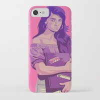 90s iPhone & iPod Cases featuring 80/90s - San... by Mike Wrobel