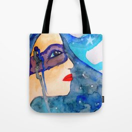 The Survivor Goddess - She who Carries Phoenix Medicine Tote Bag