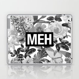 MEH B&W Laptop & iPad Skin