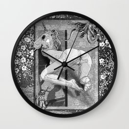 The constellation erotique 2712 Wall Clock