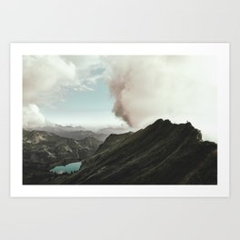 Far Views - Landscape Photography Art Print