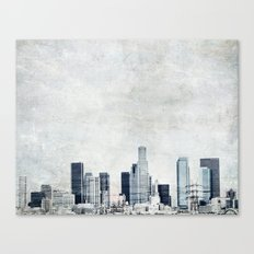 Welcome to LA Canvas Print