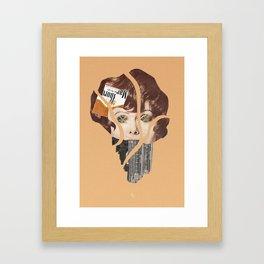 C-Sticks Framed Art Print