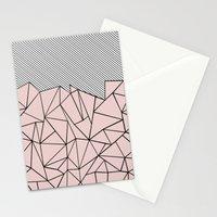 Ab Lines 45 Dogwood Stationery Cards